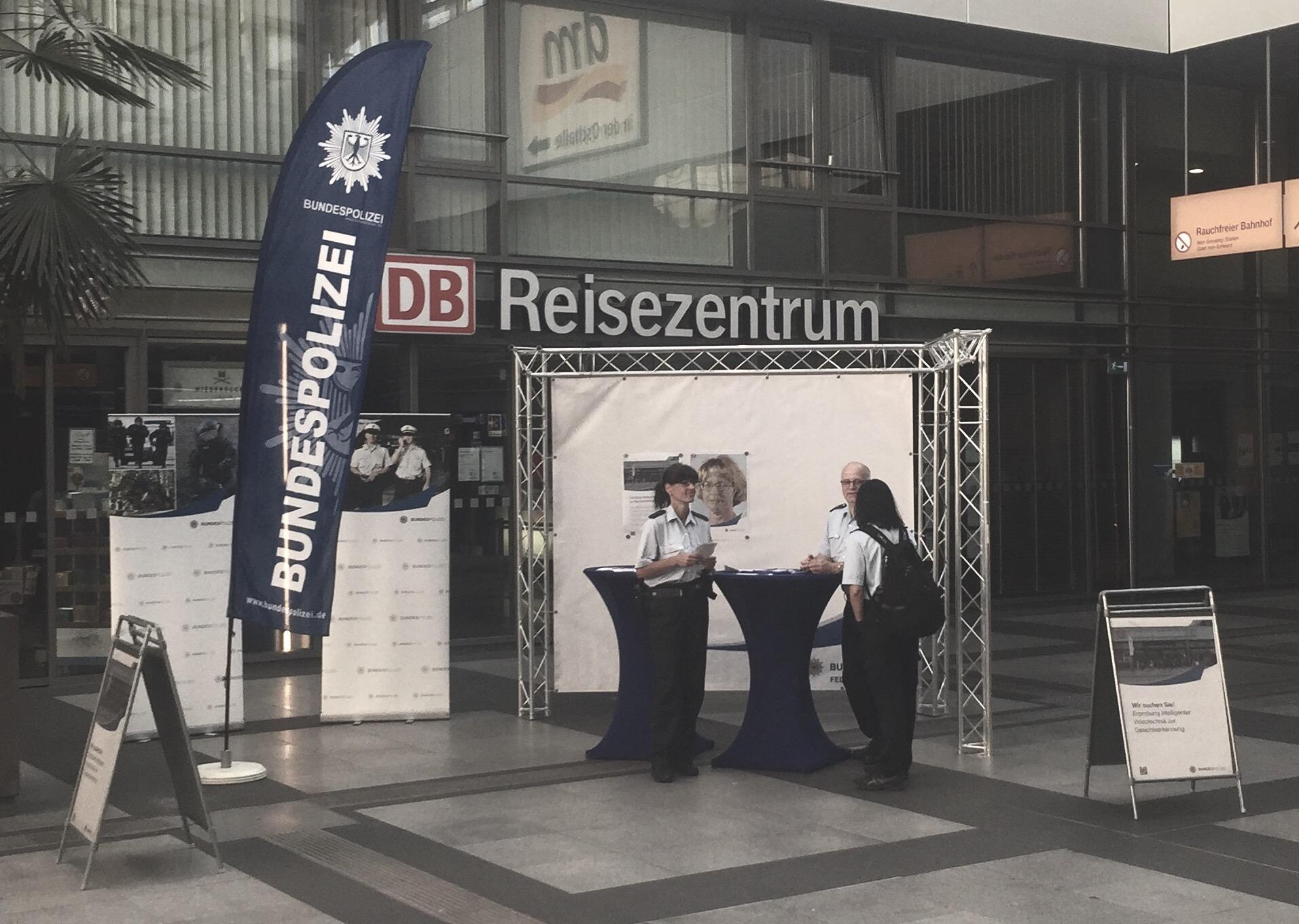 NoGo-Area Südkreuz